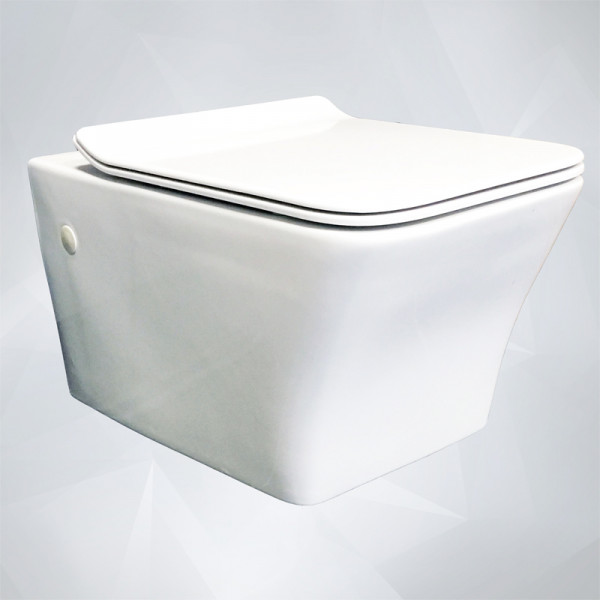 Design Hänge-WC Galgary