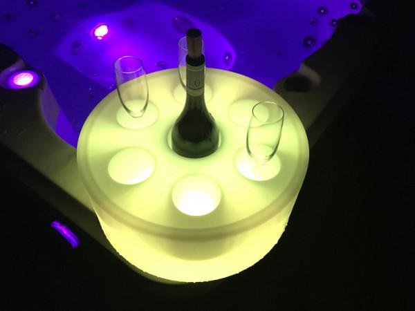 LED Schwimmender Getränkehalter